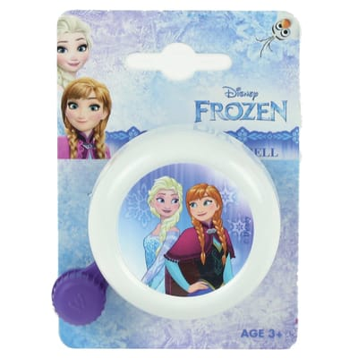 Fietsbel Frozen Wit