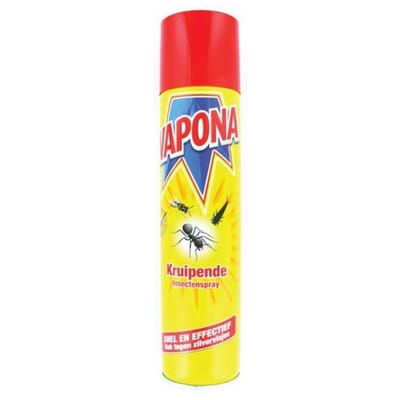 Vapona Spray - Kruipende Insecten 400ml