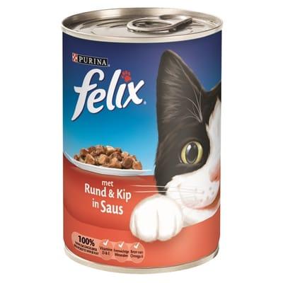 FELIX Brok in Saus Rund Kip 12 x gr