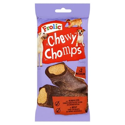 Frolic Chewy Chomps 2 170 g Snack