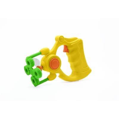 Bubble dog bellenblaas pistool elektrisch pindakaassmaak