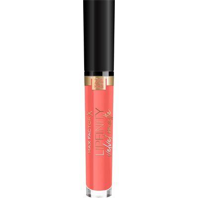 Max Factor Lipfinity Velvet Matte 055 Orange Glow Roze