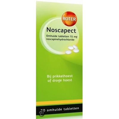 Roter Noscapect