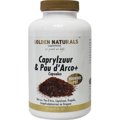 Caprylzuur Pau