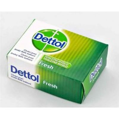 Dettol Hygiene Zeep Fresh 100 gr