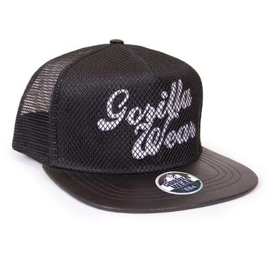 Gorilla Wear Mesh Cap Black