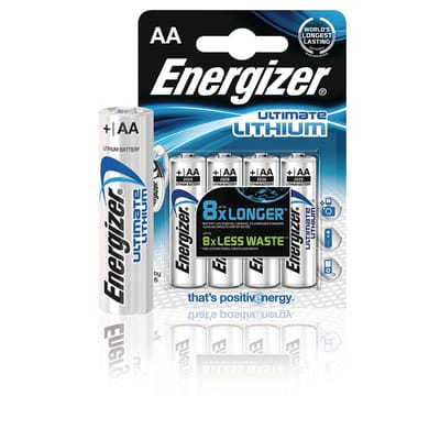 Energizer Lithium AA