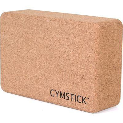 Gymstick Active Yoga Block Cork