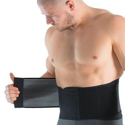Gymstick Verstelbare Rugband