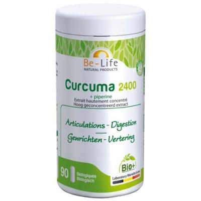 Be Life Curcuma 2400 90