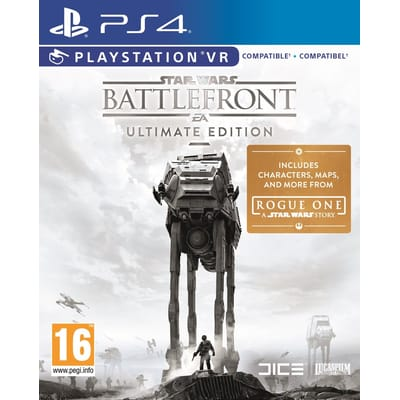 Star Battlefront Ultimate Edition PS4