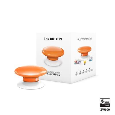 FIBARO Button Oranje