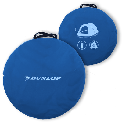 DUNLOP pop-up tent 1 persoon