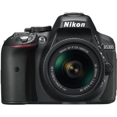 Nikon D5300 VR