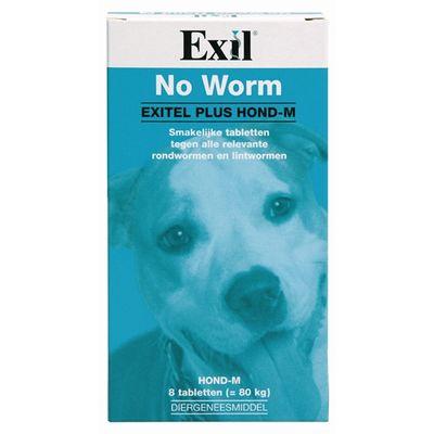 Exil no worm hond Tabl