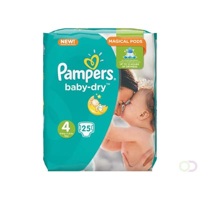 Pampers babydoekjes natural clean doekjes