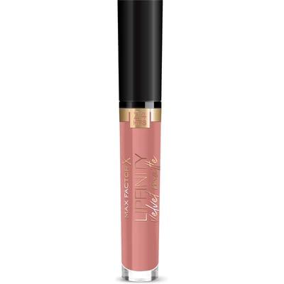 Max Factor Lipfinity Velvet Matte 015 Nude Silk