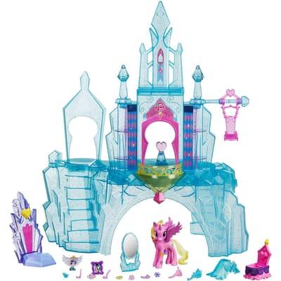 My Little Pony Crystal empire kasteel