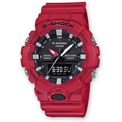 Casio rood