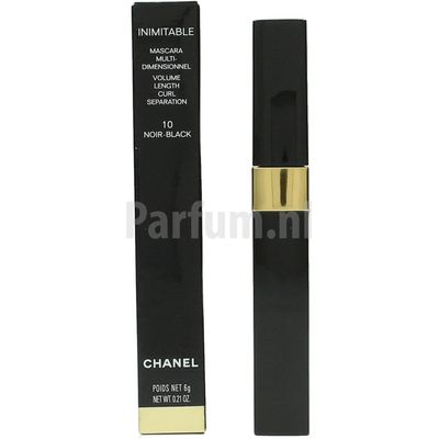 Chanel Inimtable Mascara Nr 10 Noir Black 6 g