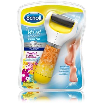 Scholl Velvet Smooth Elektronische Voetvijl Summer Edition