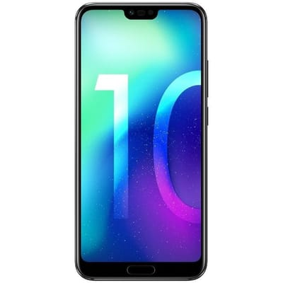 Honor 10 64 GB Zwart