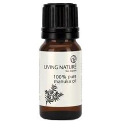 Living Nature Pure essential manuka olie