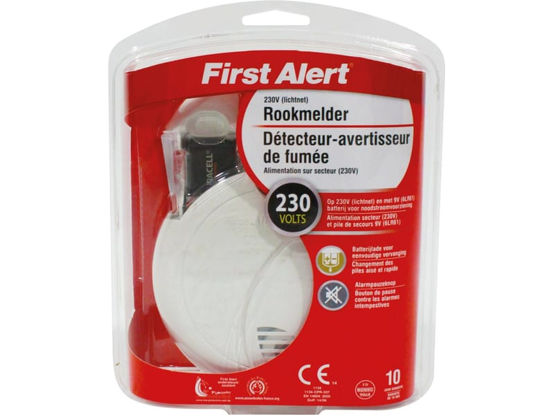 First Alert 230V