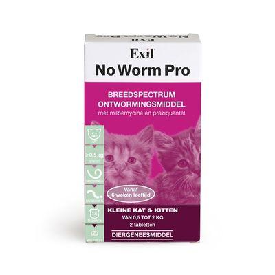 Exil kitten no worm pro