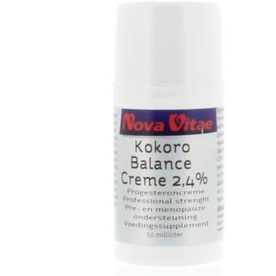 Kokoro progest balans cream 2.4%