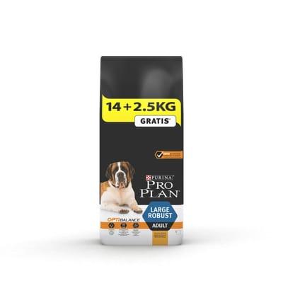 Pro Plan Adult Large Robust 14 kg gratis