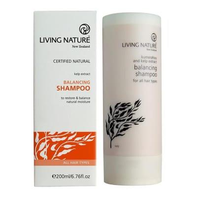 Shampoo balancing