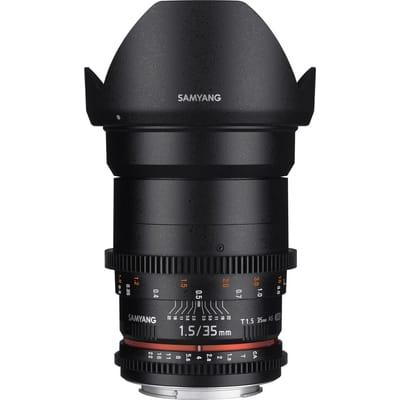 Samyang 35mm Vdslr As Umc II