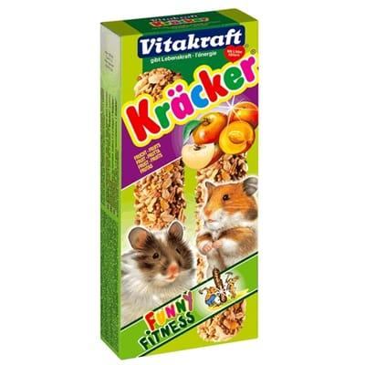 Vitakraft Hamster Kracker Fruit 2 in 1