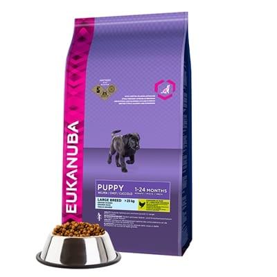 Eukanuba Dog Puppy Large Breed 12 Kg