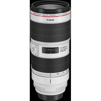 Canon EF L USM IS III