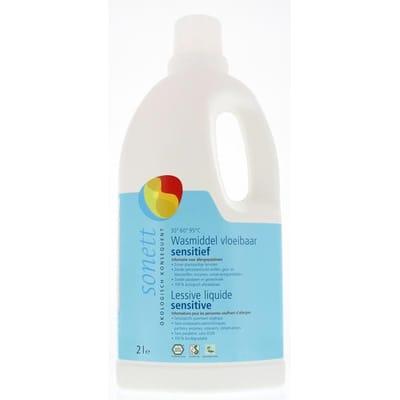 Wasmiddel vloeibaar sensitief