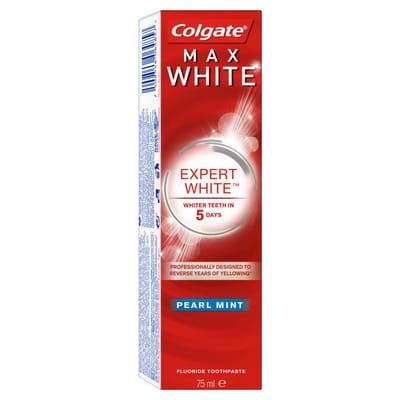 Colgate Tandpasta Max White Expert White 75 ml