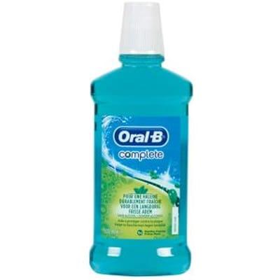 Oral-B Mondwater Complete 500 ml