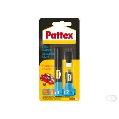 Pattex Secondelijm g plastic