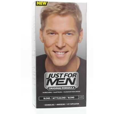 Just For Men Blond