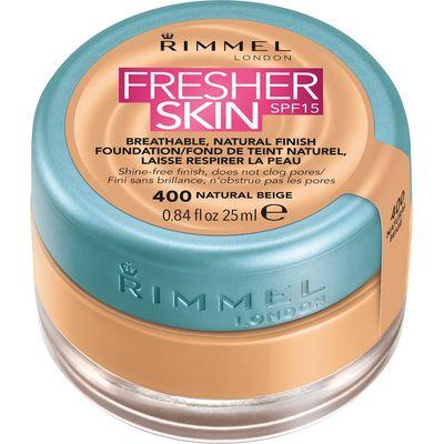 Fresher Skin Foundation - 400 Beige