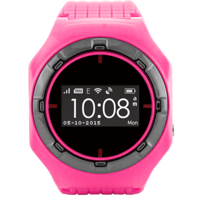 hellOO Watch Roze