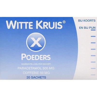 Witte Kruis poeder