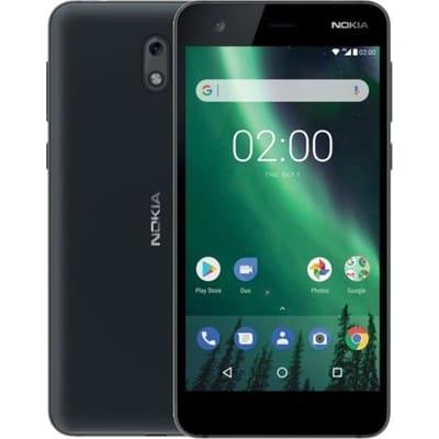 Nokia 2 8 GB Zwart