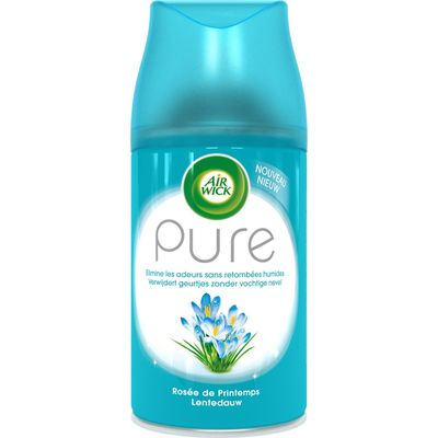 Air Wick Freshmatic Automatische Spray Navulling Pure Lentedauw - 250 ml