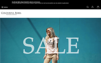 Colourfulrebel website