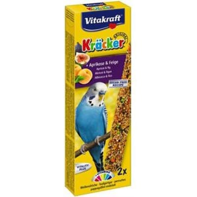 Vitakraft Parkiet Kracker Fruit 2 in 1
