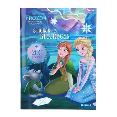 Disney Frozen En Kleurboek