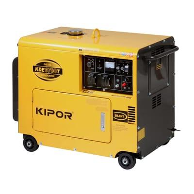 Kipor KDE6700T3 Diesel Generator